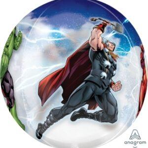 Orbz Avengers