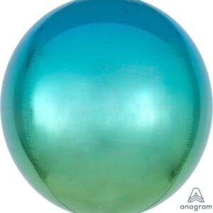 Orbz Ombre Blue/Green