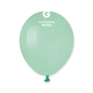 A50 #050 5″ Aquamarine- Aguamarina