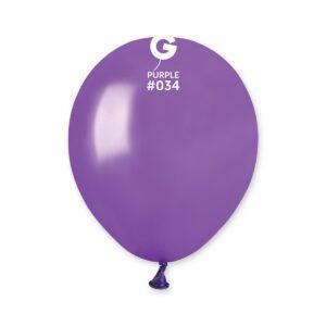 AM50 #034 5″ Purple- Purpura