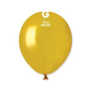 AM50 #039 5″ Gold – dorado metalizado