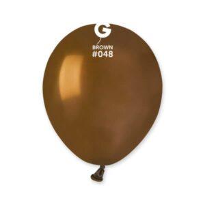 A50 #048  5″ Brown- Marron estándar