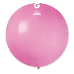G220: #006 Rose – Rosado 31 Pulgadas