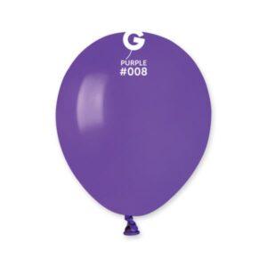 A50 #008 5″  Purple- Purpura