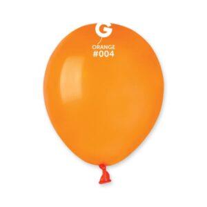 A50 #004  5″ Orange- Naranja estándar