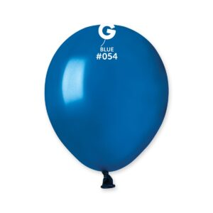 AM50 #054 5″ Blue- Azul metalizado