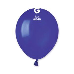 A50 #046  5″ Blue- Azul estándar