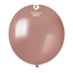 GM150: #071 Rose Gold 19 Pulgadas