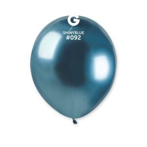 AB50: #092 Shiny Blue 5 pulgadas
