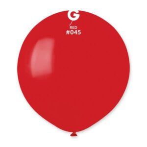 G150 #045 19″ Red  – Rojo estándar