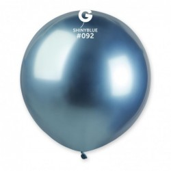 GB150 Shiny Blue – Azul Cromado 19 Pulgadas (1 unidad)