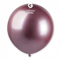 GB150 Shiny Pink 19″ – rosado Cromado 19 Pulgadas (1 unidad)