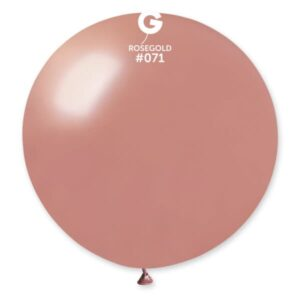 GM220: #071 Rose Gold 31 pulgadas